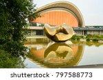 at berlin   germany   on 08 29... | Shutterstock . vector #797588773