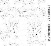 abstract grunge grey dark... | Shutterstock . vector #797685637