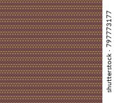 tweed vector background | Shutterstock .eps vector #797773177