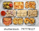 Some Kinds Of Stuffed Food Fro...