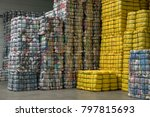 used clothing wholesale africa...   Shutterstock . vector #797815693