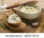 Cheese Dip With Olive Oil And...