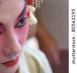Chinese Opera Actress Is...