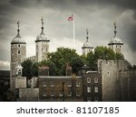Tower Of London  Uk  Famous...