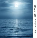moonlight | Shutterstock . vector #81162502