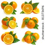 orange | Shutterstock . vector #81373696