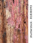 Color Wood Texture