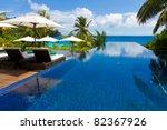 hotel rest exotic   Shutterstock . vector #82367926