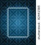 vintage tapestry background.... | Shutterstock .eps vector #82441585