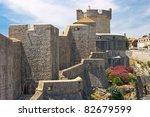 Ancient Walls Of Dubrovnik ...