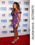 Постер, плакат: Eve Torres arriving at