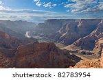 grand canyon with colorado... | Shutterstock . vector #82783954