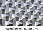 modern silver facade | Shutterstock . vector #83085874