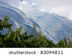 detail of the biomes at the... | Shutterstock . vector #83094811
