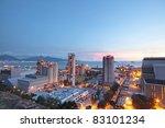 cement plant concrete or cement ... | Shutterstock . vector #83101234