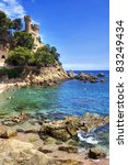 Castell D'en Plaja Situated At...