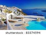 Romantic Holidays   Santorini...