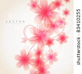Elegant Soft Pink Color Flower...