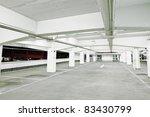 parking garage | Shutterstock . vector #83430799