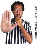 referee | Shutterstock . vector #83790121