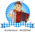 Oktoberfest Accordion Player ...