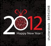 2012 Happy New Year Greeting...