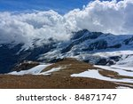 mountains view  grossglockner ...   Shutterstock . vector #84871747