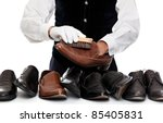 Royalty Free Stock Photos and Images: Holding shoes page: 1 Hqstockphotos.com