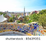 barcelona  spain   july 25  the ... | Shutterstock . vector #85639351