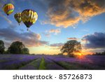 beautiful image of stunning... | Shutterstock . vector #85726873