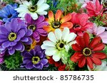Bright And Beautiful Colors Of...