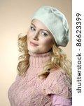 beautiful gir | Shutterstock . vector #86623399