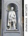������, ������: Statue of Giotto di