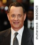Tom Hanks Arrives For The ...