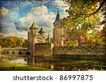 Autumn Castle   Artwork In...