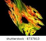 abstract illustration | Shutterstock . vector #8737813
