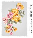 Beautiful Rose Bouquet Design...