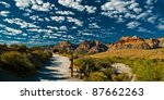 Red Rock Canyon's Calico Tanks...