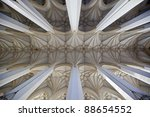 frauenkirche in munich germany | Shutterstock . vector #88654552