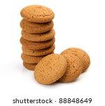 fresh cookies | Shutterstock . vector #88848649