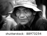 thai farmer | Shutterstock . vector #88973254