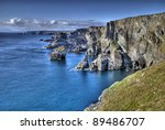 Mizen Head  Ireland   Atlantic...