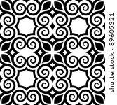 seamless pattern | Shutterstock .eps vector #89605321