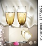 congratulatory background with... | Shutterstock . vector #89773012