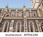 the southwark cathedral church  ... | Shutterstock . vector #89906188