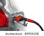 car refuel | Shutterstock . vector #89954158