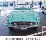 Bangkok Dec 01  Classic Car...