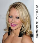 laura hamilton arriving for the ... | Shutterstock . vector #90746642