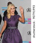jenny mccarthy arriving at the... | Shutterstock . vector #90791993