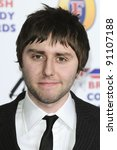 Small photo of James Buckley arriving for the British Comedy Awards 2011 at Fountains Studios, Wembley, London. 19/12/2011 Picture by: Steve Vas / Featureflash
